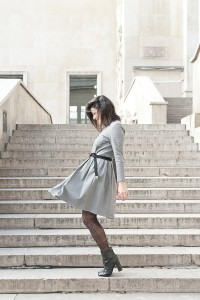 Virginie Zilbermann pour le blog mode L'atelier d'Al