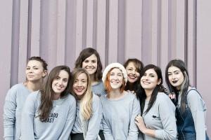 Looks des blogueuses du groupe 1P10S pour Mode by Cache Cache, Streetstyle des blogueuses mode par Virginie Zilbermann