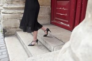 Streetstyle pour la blogueuse Tiboudnez, Paris, mode, blog, look, photographe