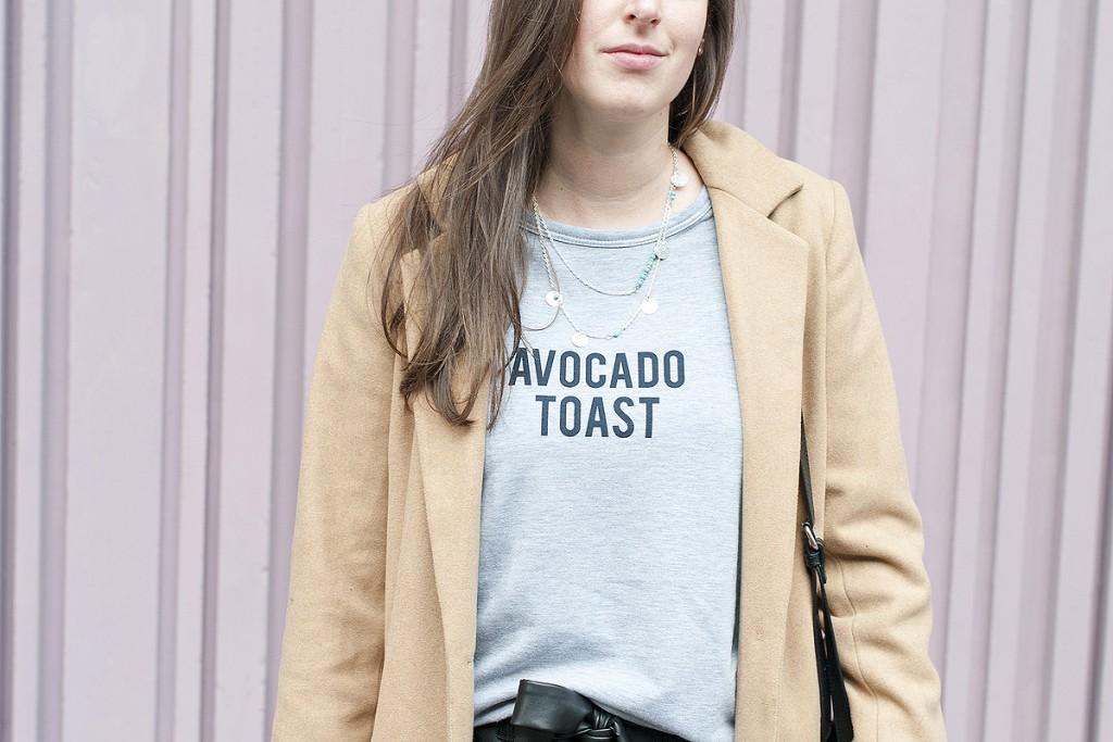 Looks des blogueuses du groupe 1P10S pour Mode by Cache Cache, Streetstyle de la blogueuse Elsa Sokolovski par Virginie Zilbermann