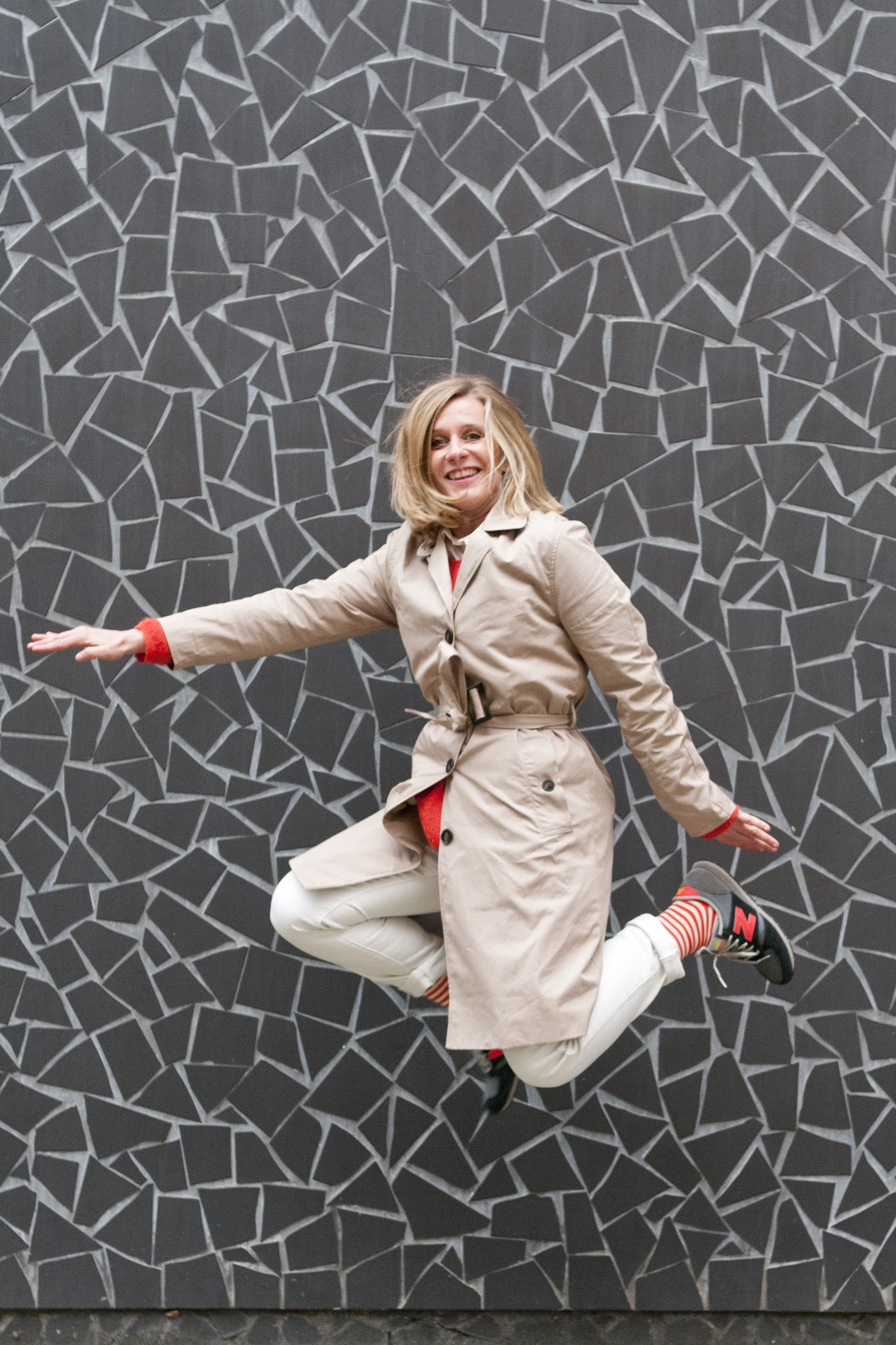 Photo de look pour la blogueuse Miss Etc - photographe : Virginie Zilbermann