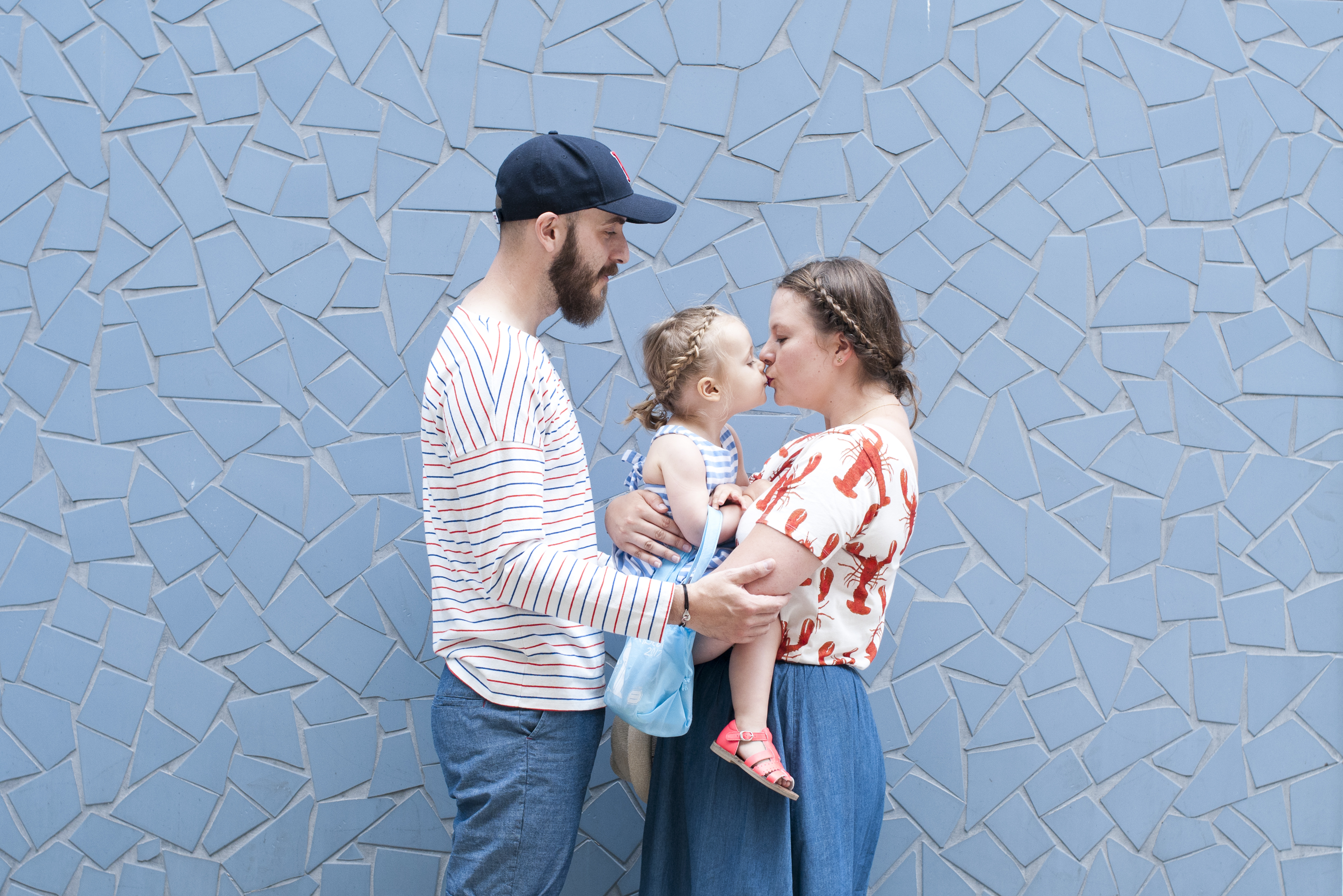 Streetstyle pour le blog Tiny Paw Paris, mode, famille, look, photographe