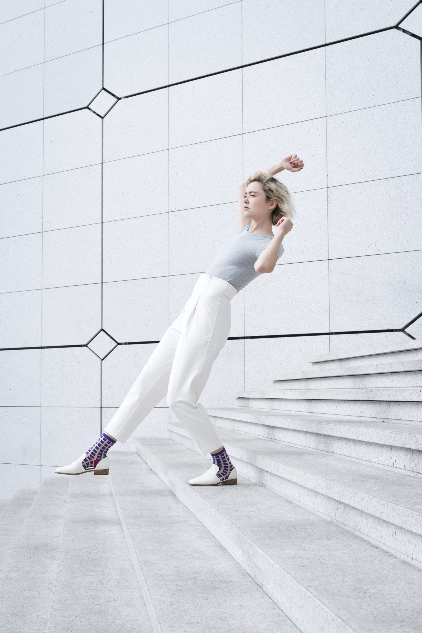 Virginie Zilbermann, photographe, chaussettes, Atelier St Eustache, lookbook, mode, shooting mode, shooting photo, Vaucluse